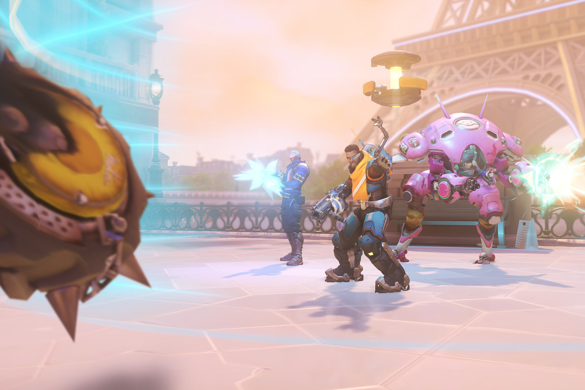 The Feb  26 test patch includes Baptiste and balance changes