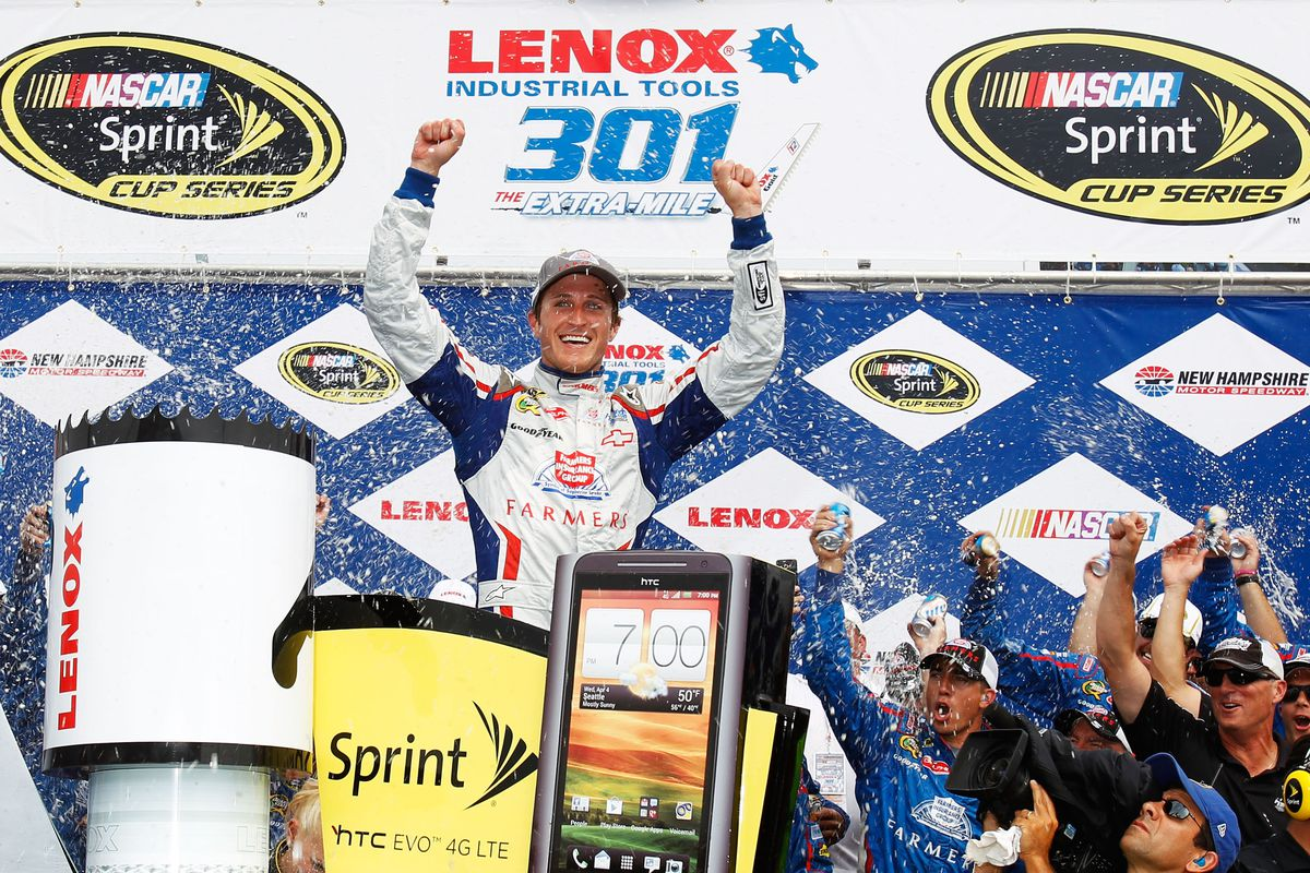 LOUDON, NH - JULY 15:  during the NASCAR Sprint Cup Series LENOX Industrial Tools 301 at New Hampshire Motor Speedway on July 15, 2012 in Loudon, New Hampshire.  (Photo by Todd Warshaw/Getty Images)