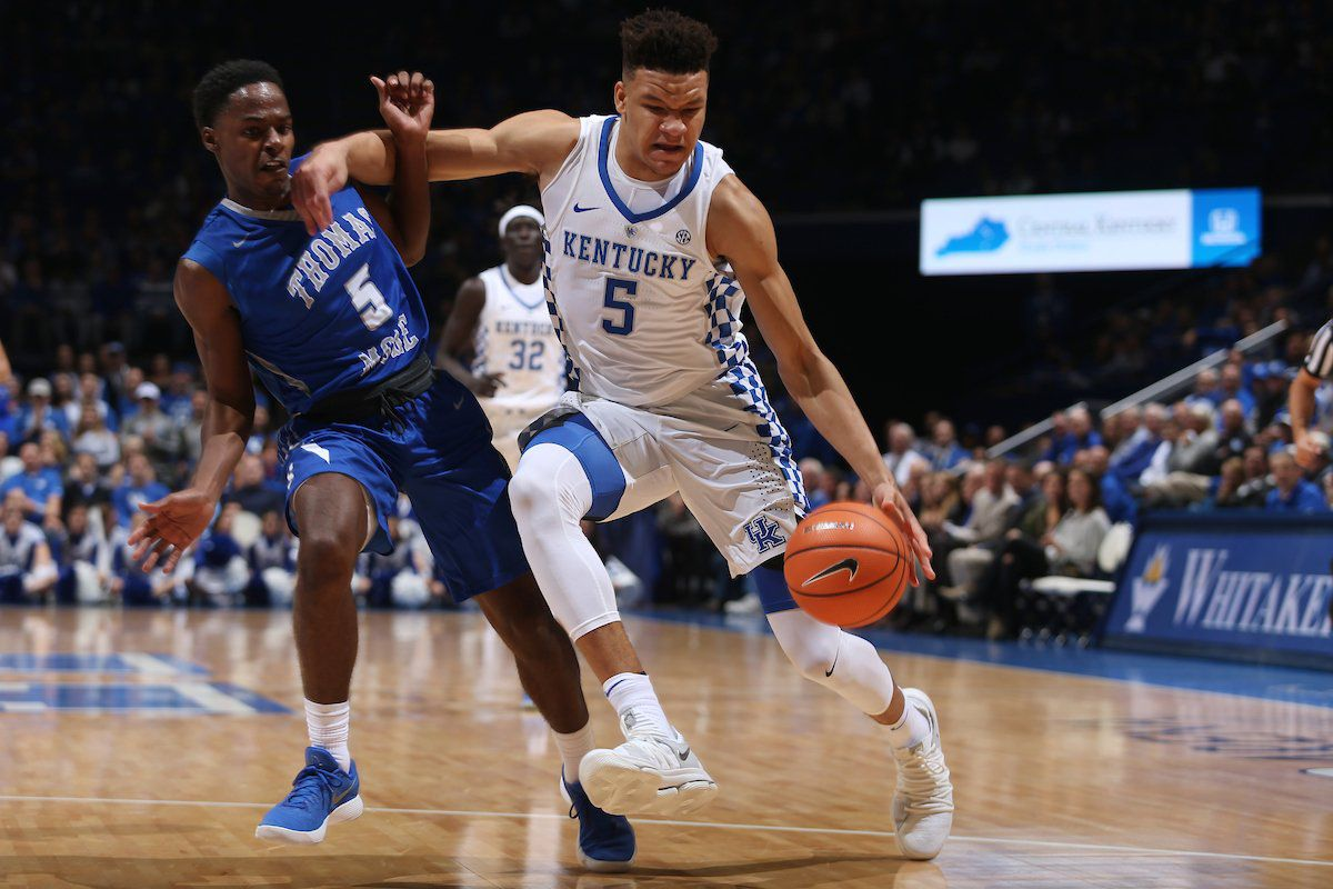 Kentucky Basketball Vs Morehead State Eagles Primer, Stats