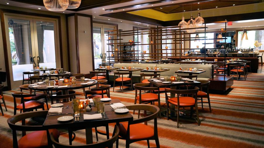 Behold The New Look Of Veranda Eater Vegas