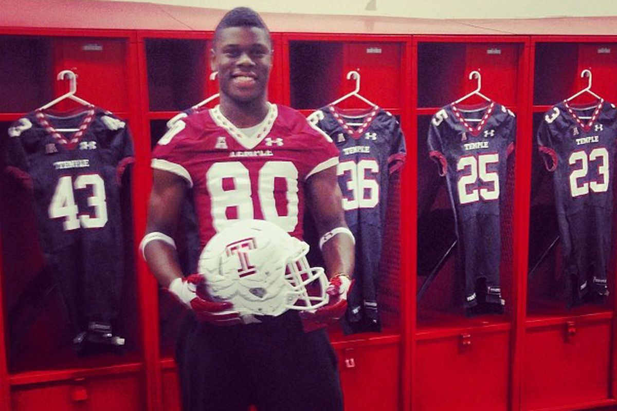 '14 wide receiver David Njoku decommitted from Rutgers in October. Could Ohio State take advantage?