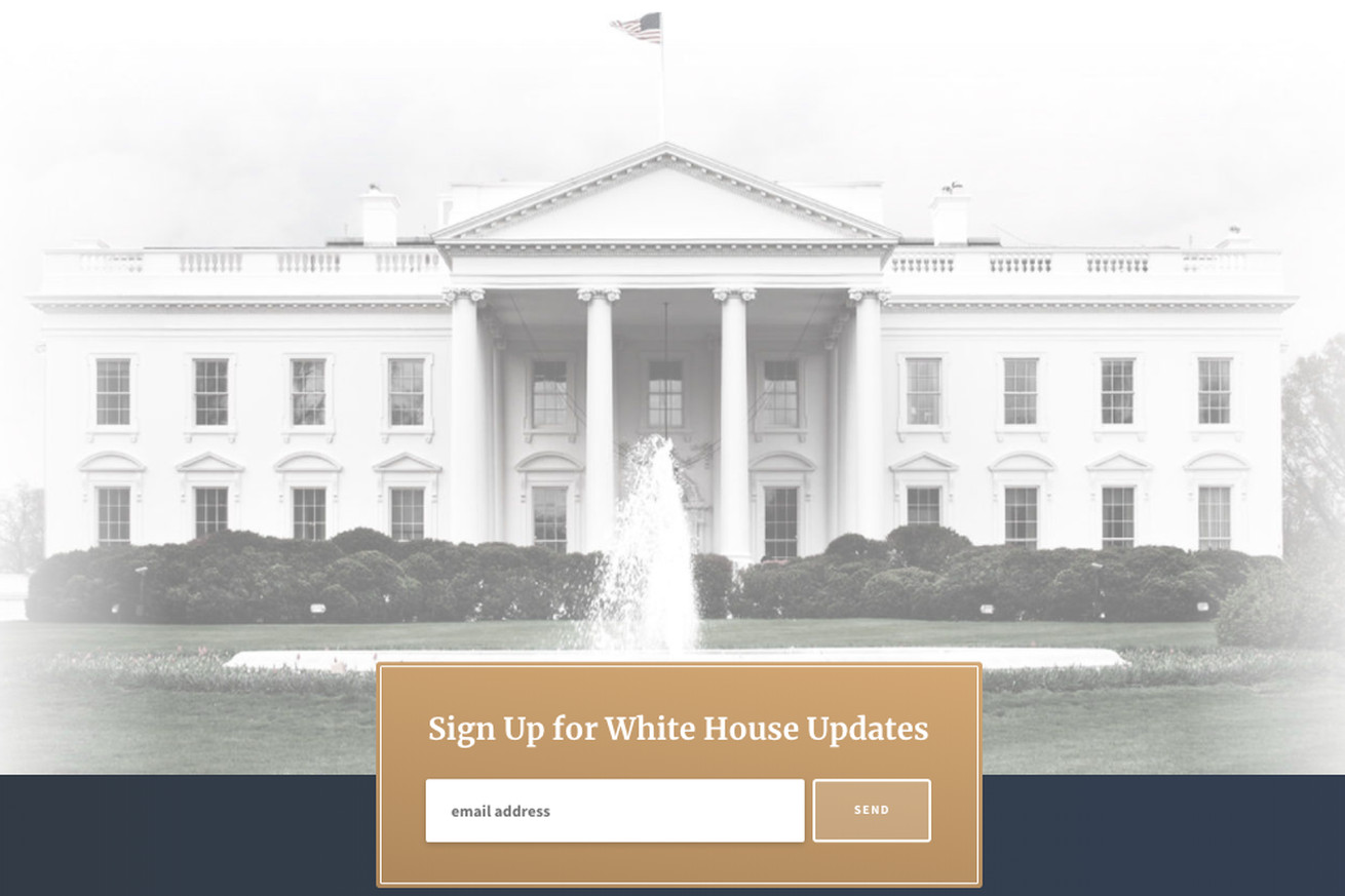 trump s white house website is one year old it s still ignoring lgbt issues climate change and a lot more