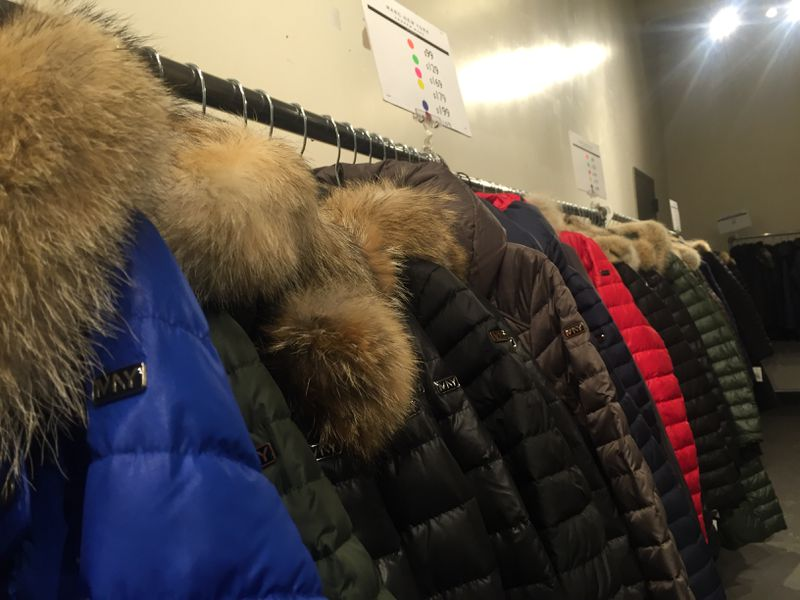 This Sample Sale at Chelsea Market Is for the Weather We Should Be ...