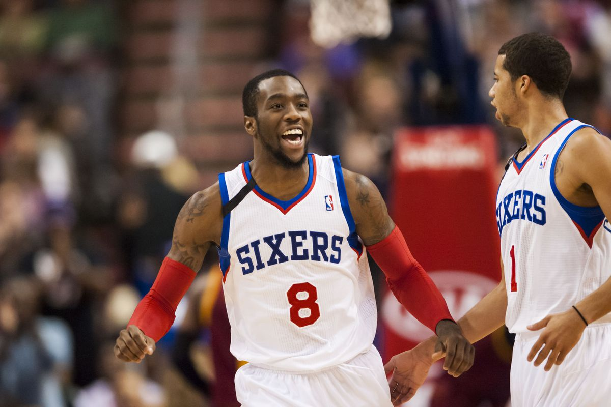 Could the Sixers feel they already have their backcourt of the future?