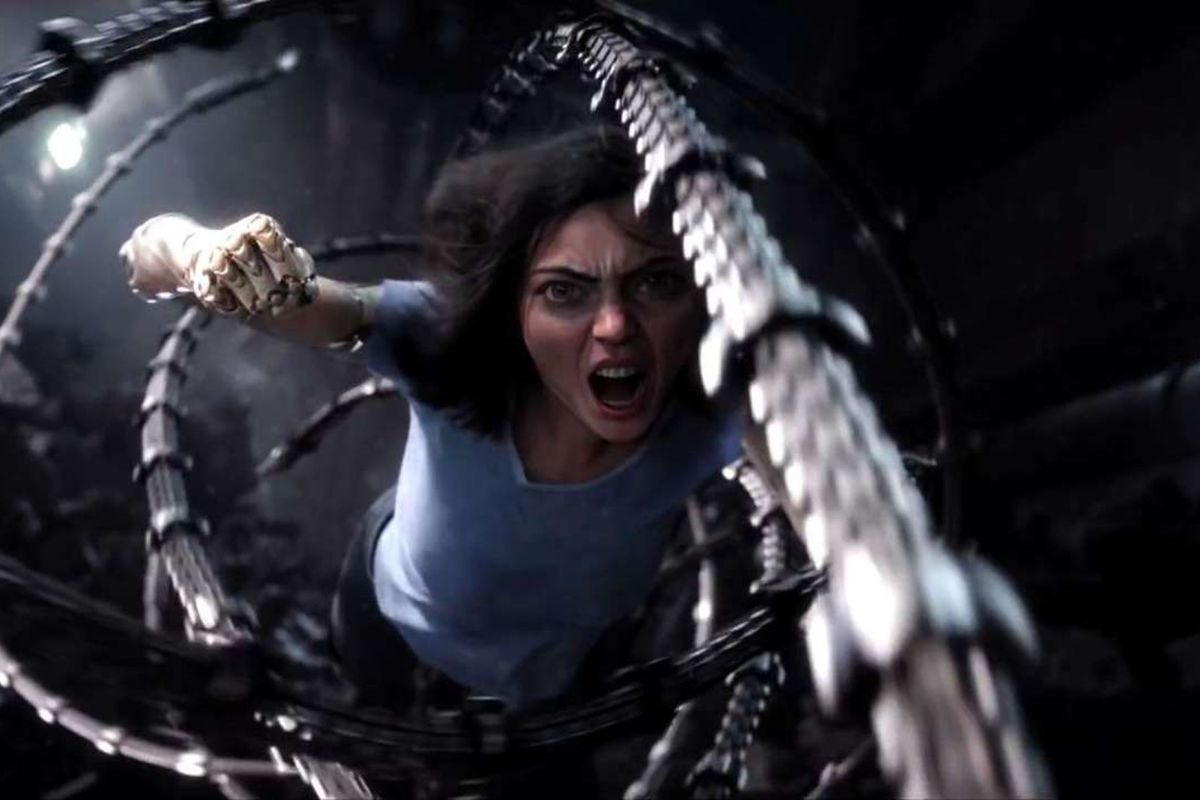Image result for alita battle angel