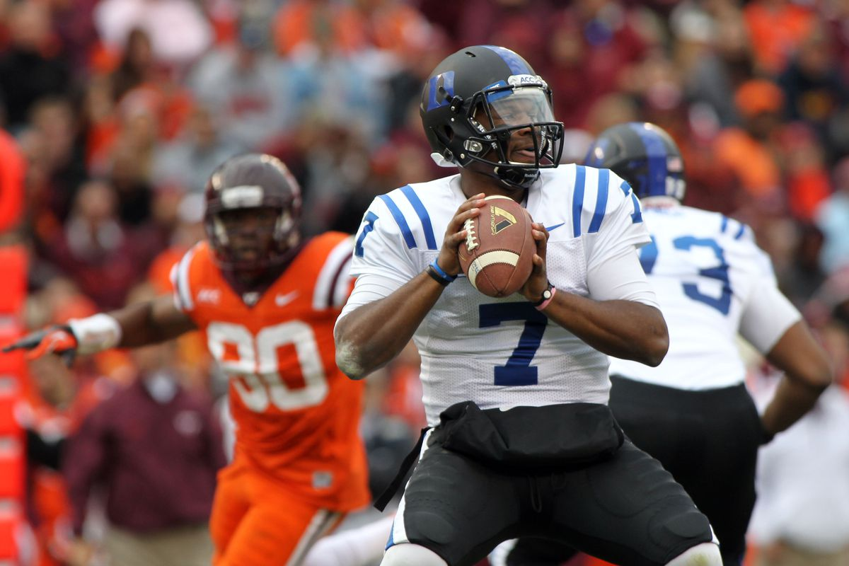 Anthony Boone Leads Duke To An Upset Of Virginia Tech