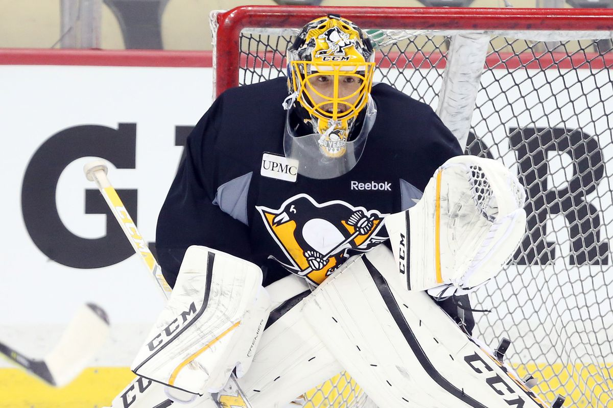 timeless design e6bbd fd647 Report: Marc-Andre Fleury waives his NMC, will be exposed in ...