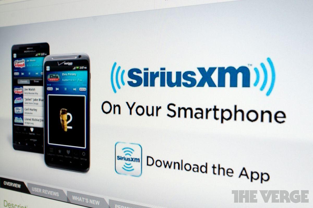 download siriusxm shows