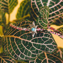 Scosha 'Honor' bracelet, $280 (call 718-387-4618 for info)