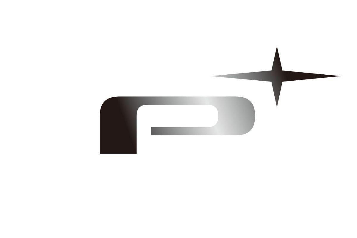 """The PlatinumGames """"P"""" logo"""