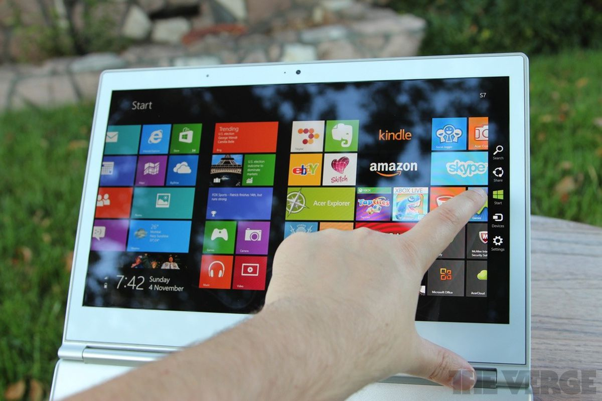Gallery Photo: Acer Aspire S7 pictures