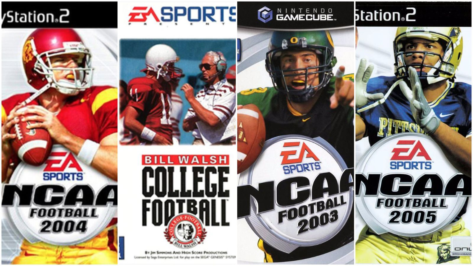 What's your greatest dynasty story from EA Sports' 'NCAA Football