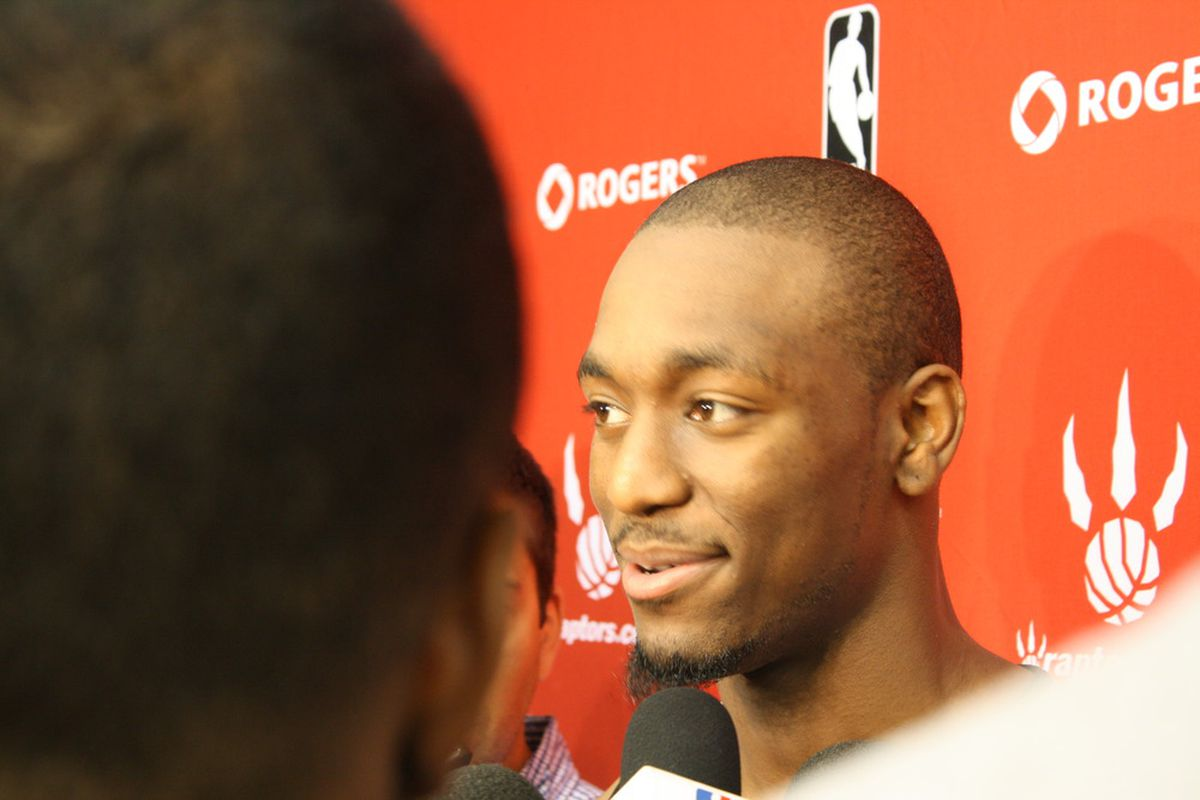 Walker, if choosen by the Raps at five, will be the media charmer both on floor and in the locker room.