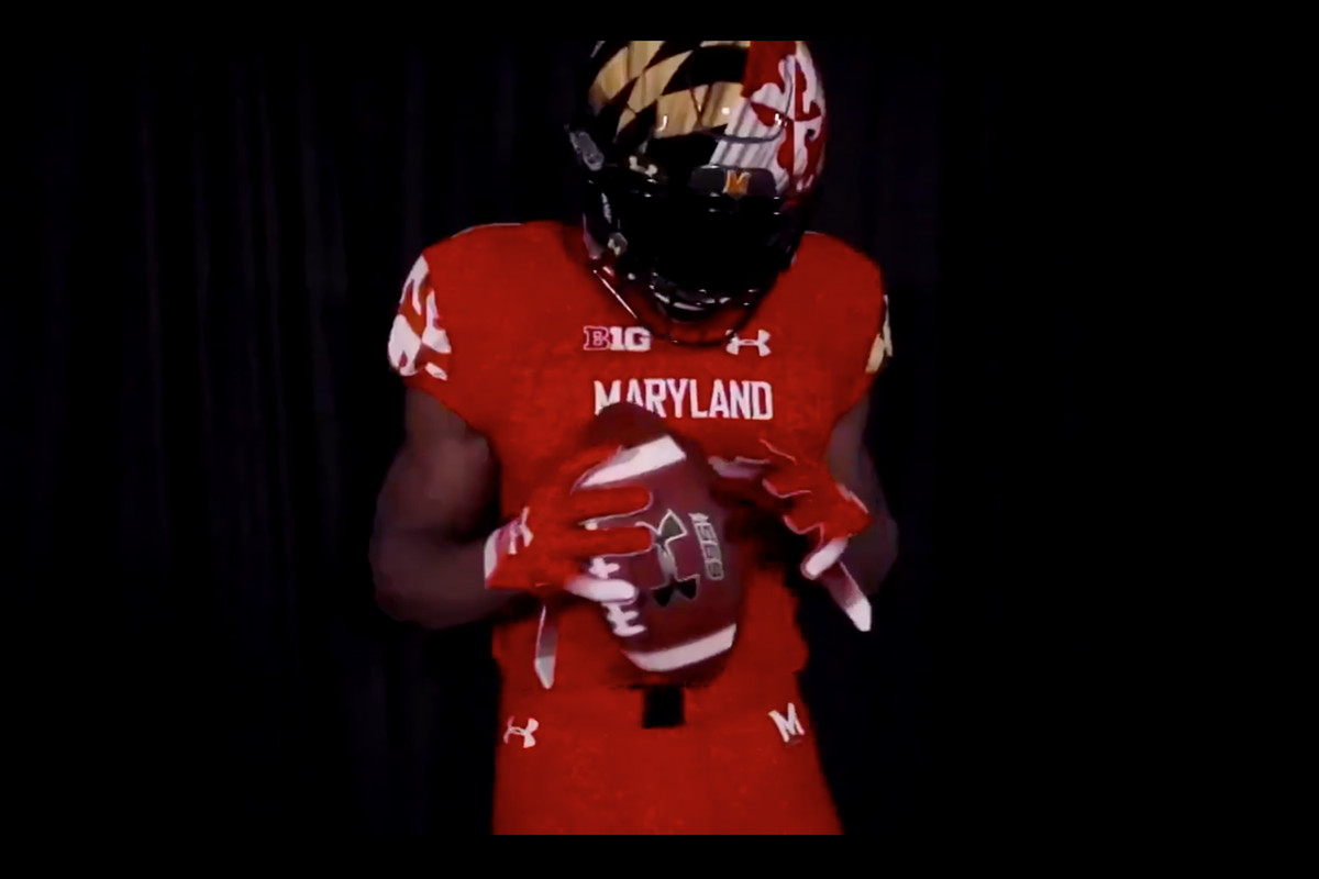san francisco 97685 626ce Breaking down Maryland football's uniform changes - Testudo ...