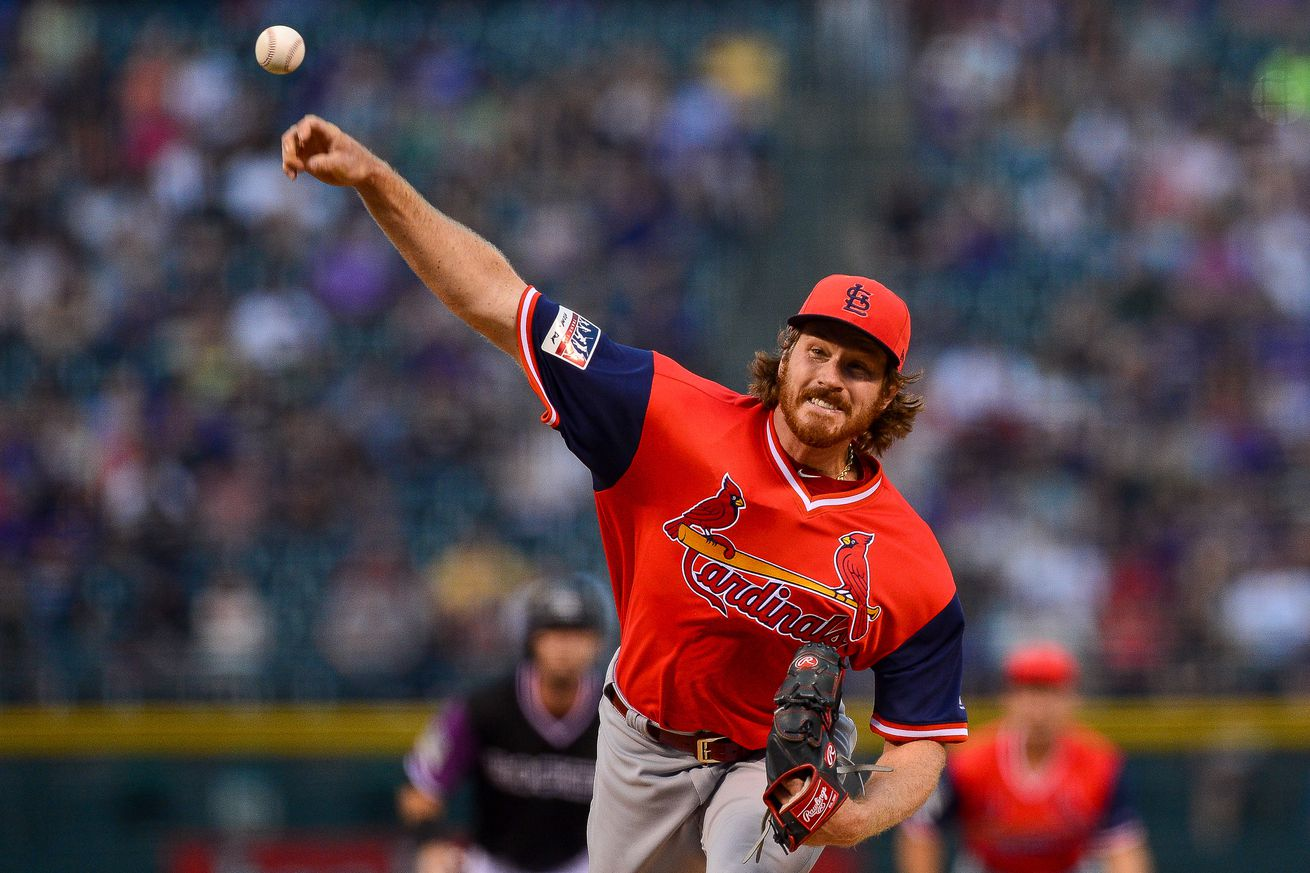 Do the Cardinals Need to Make a Decision on Miles Mikolas?