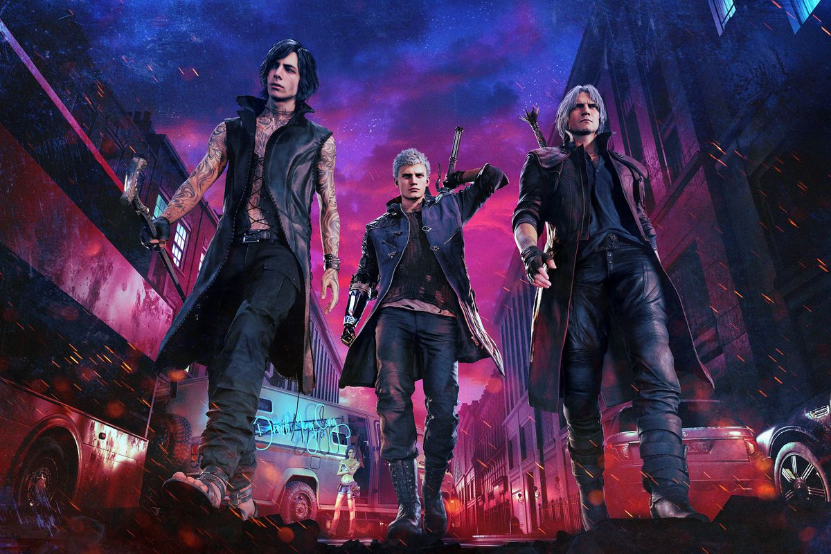 Devil May Cry 5: How to get better style ranks - Polygon