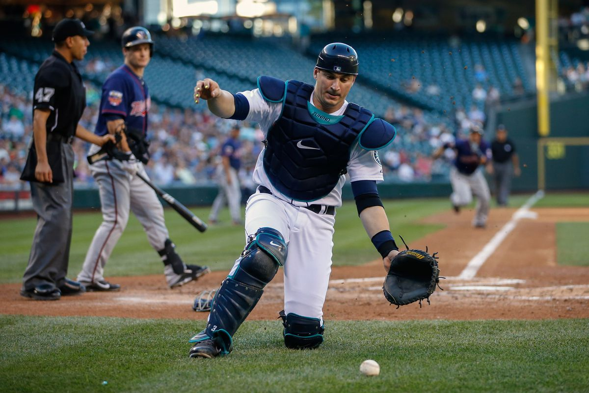 Professional catcher.