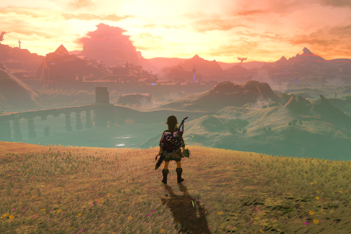 Zelda Breath of the Wild guide: How to find 45 korok seeds