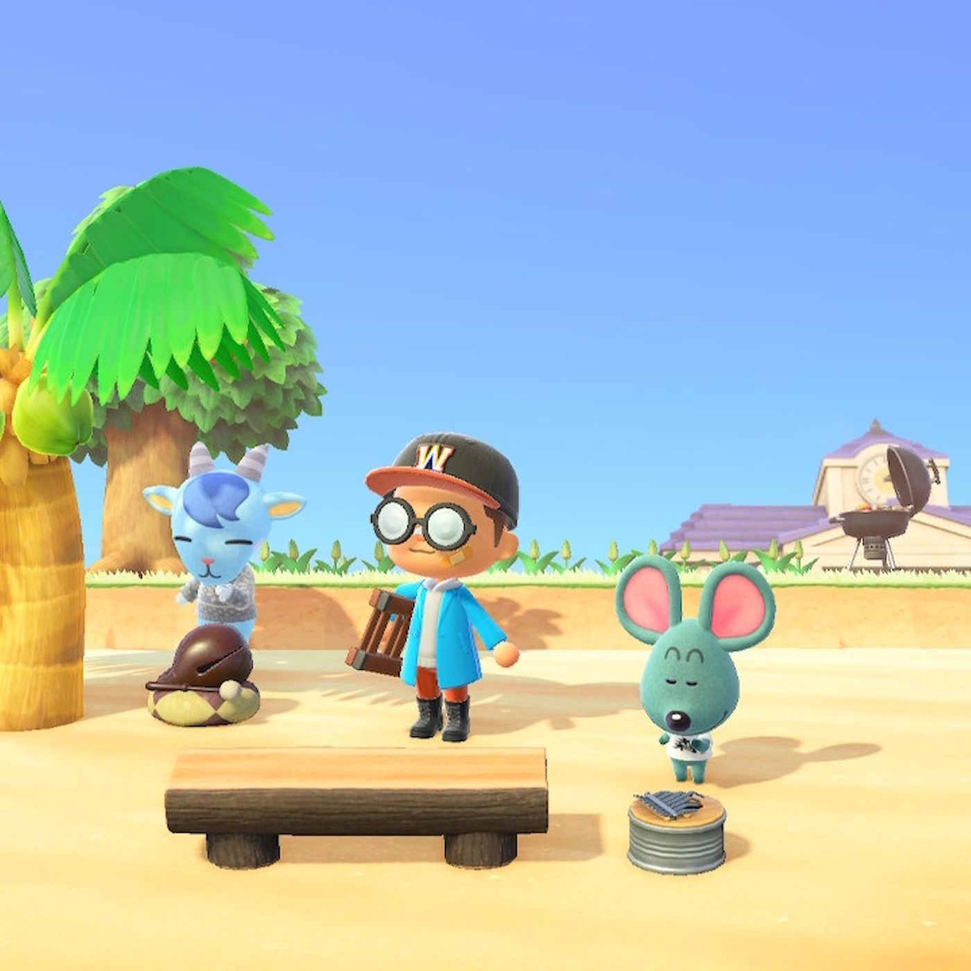 In Animal Crossing New Horizons It Matters When Your Villager