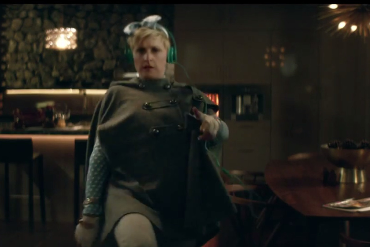 Ellen DeGeneres Beats Music ad