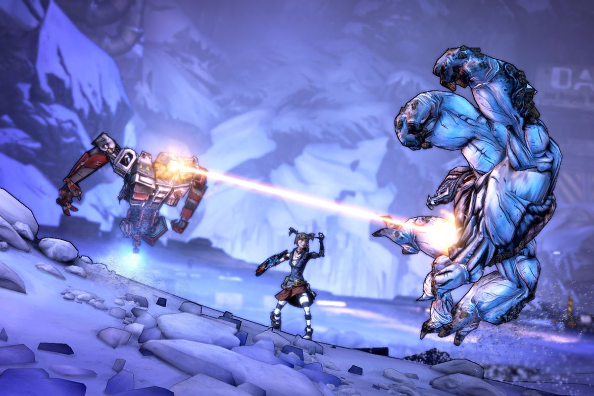 Mechromancer turns Borderlands 2 into a deadly game of math