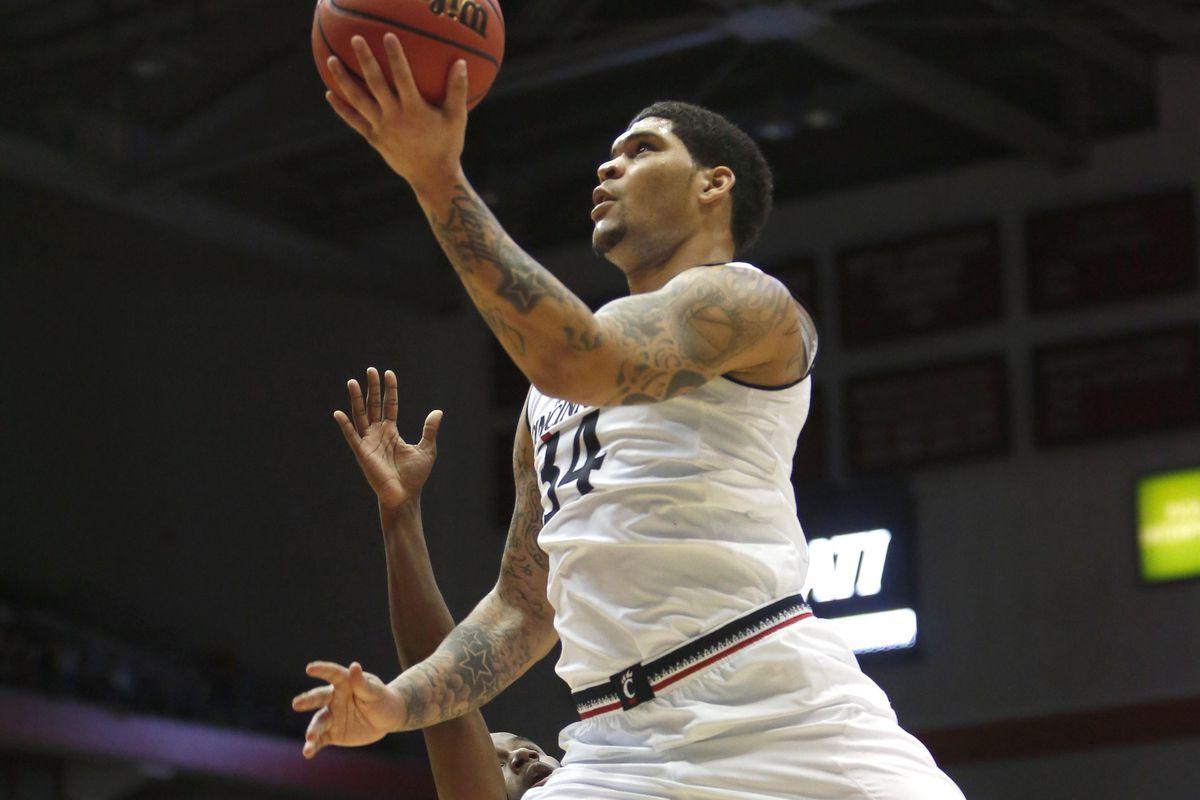 NCAA Basketball: Tulane at Cincinnati