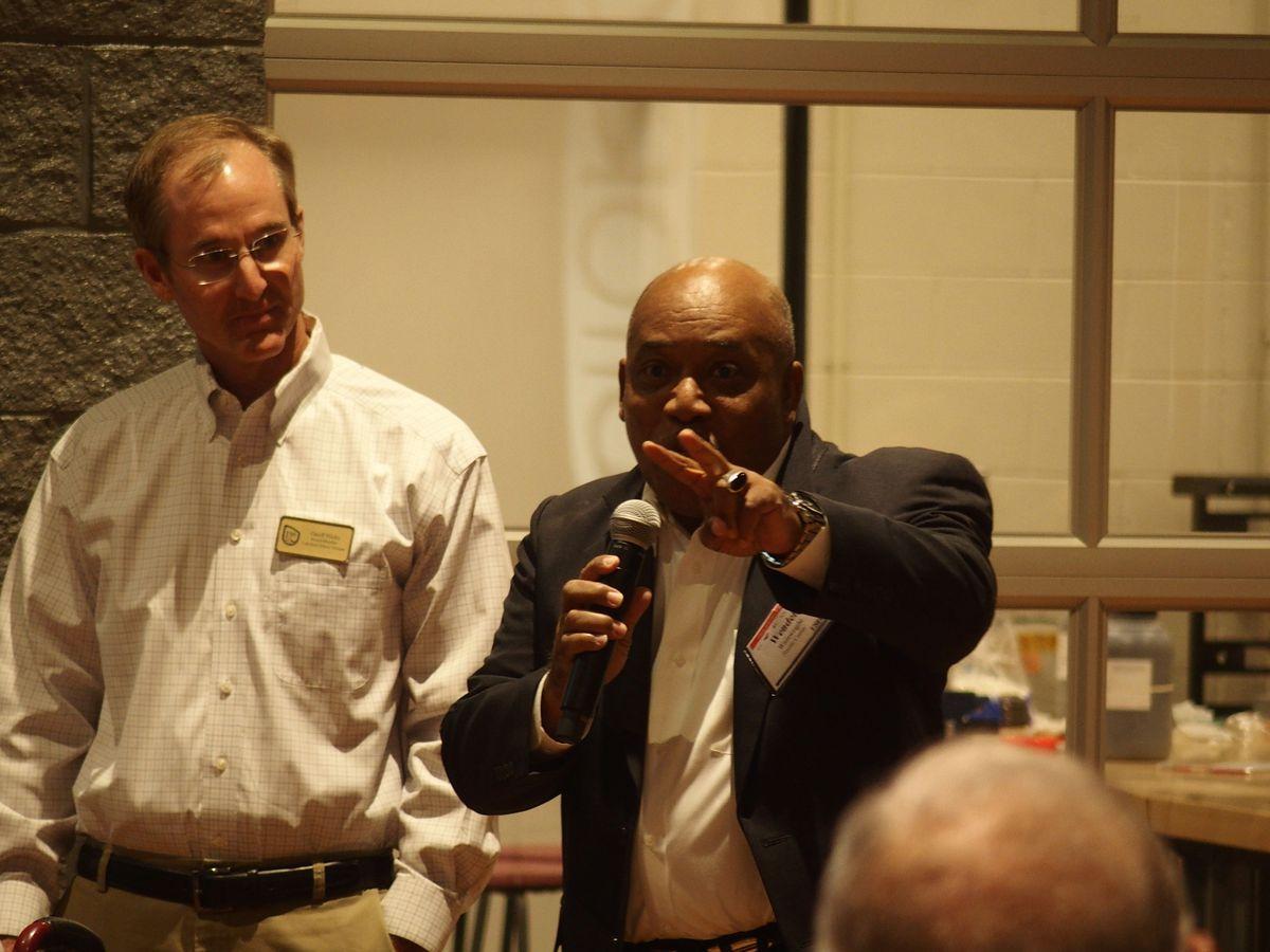 Wendell Wainwright, a school board member in Fayette County