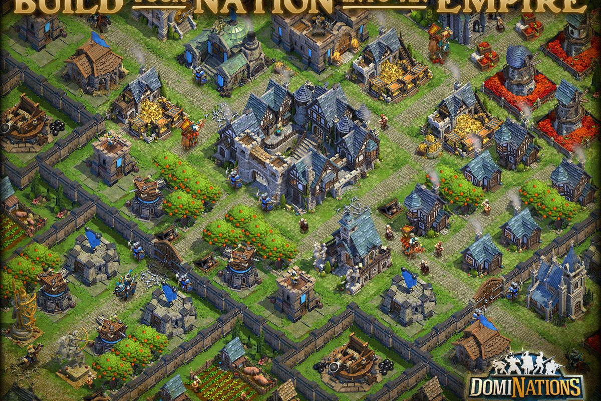 Rise Of Nations Dev Returns From The Dead With New Strategy Game Dominations Polygon