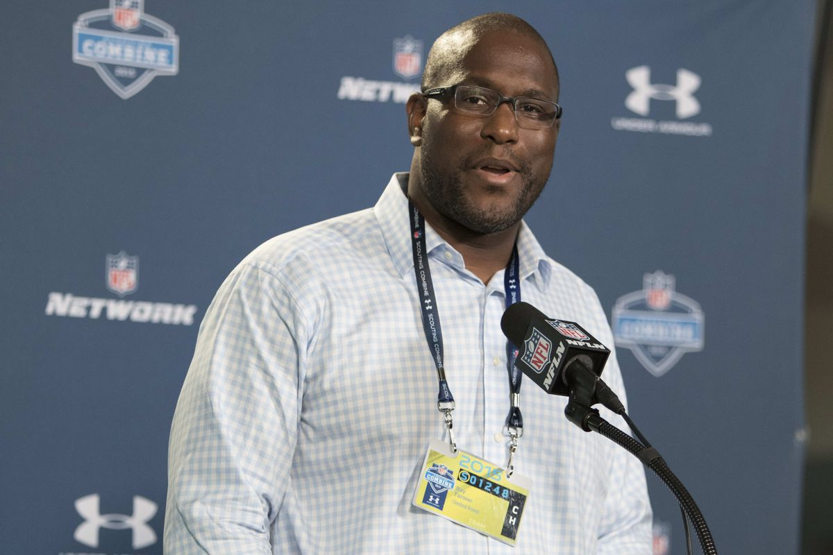 Cleveland Browns GM Ray Farmer