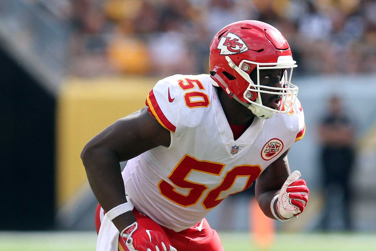 892f61969 Should the Steelers target a player like Justin Houston if released ...