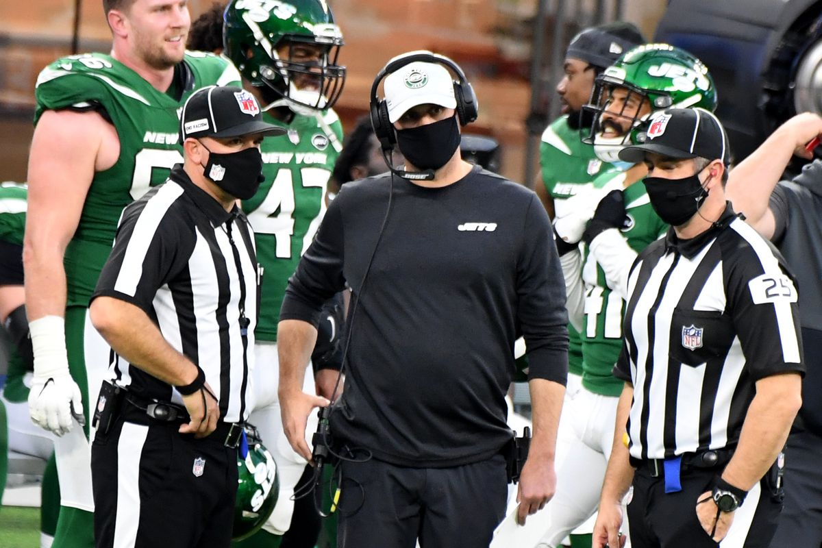 New York Jets defeated the Los Angeles Rams 23-20 during a NFL football game at SoFi Stadium in Inglewood.