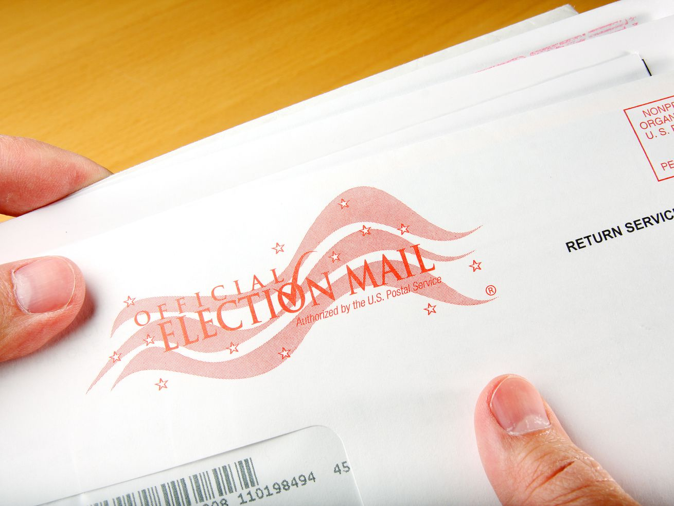 Months ago, Utah County officials decided against hosting an all vote-by-mail election this year — but now that city leaders are finding out, they aren't happy.