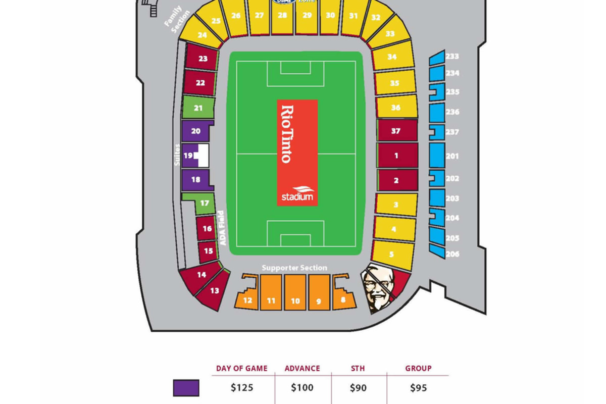 RSL 2011 playoff prices