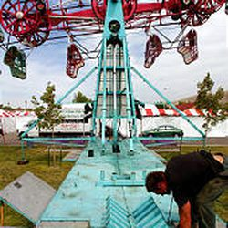 The Utah State Fair runs Sept. 8-18 with carnival rides, a rodeo and grandstand entertainment.