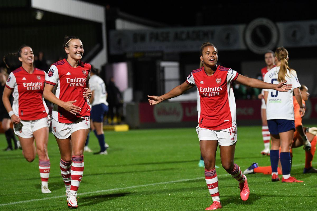 Arsenal Women v Tottenham Hotspur Women: Vitality Women's FA Cup Quarter Final