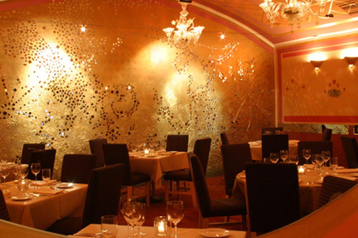 Santa Monica: The Dining Room at Valentino