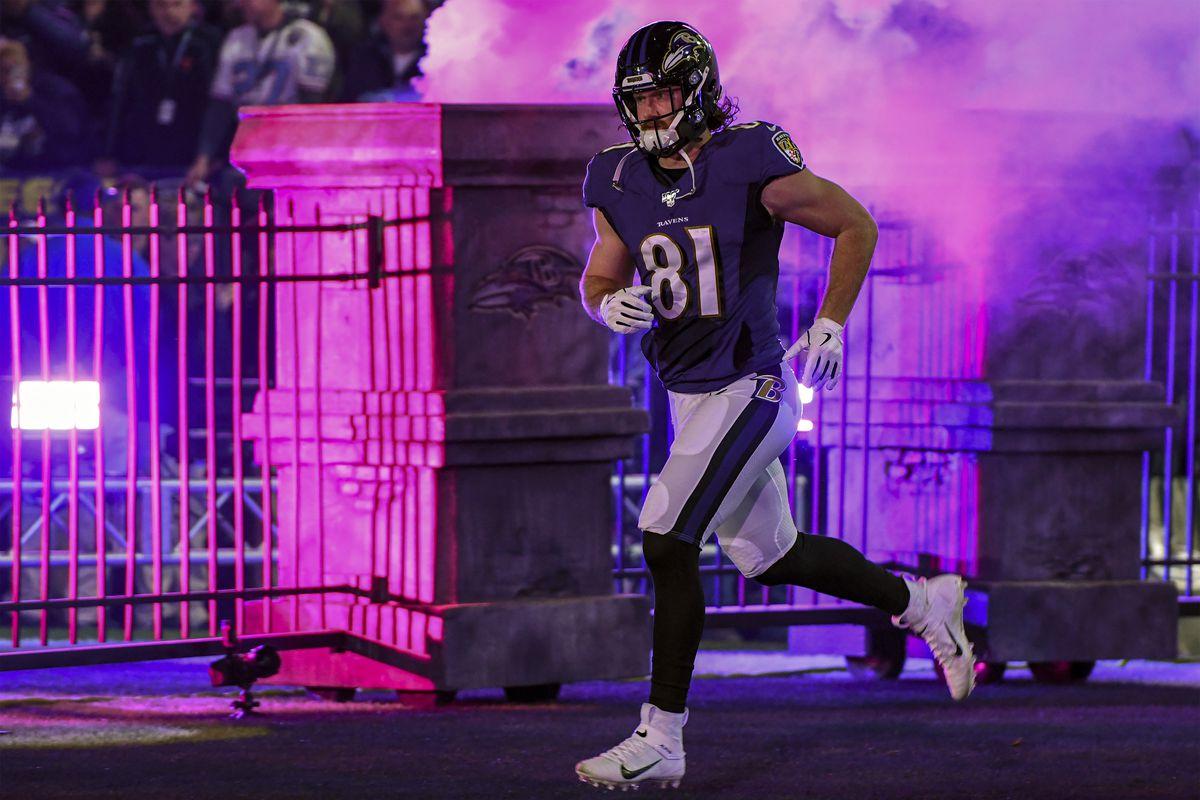 NFL: JAN 11 AFC Divisional Playoff - Titans at Ravens