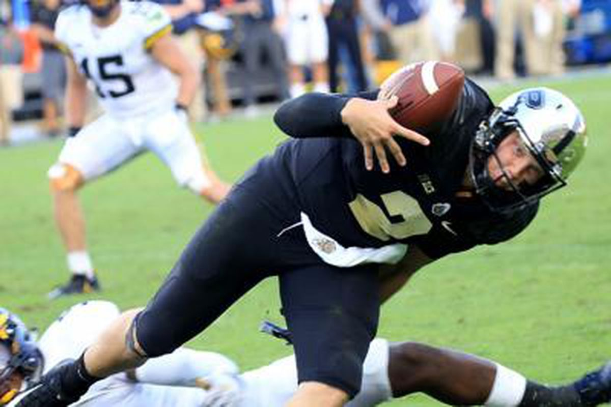 B1G 2019 // Purdue Football is Actually Still Mediocre