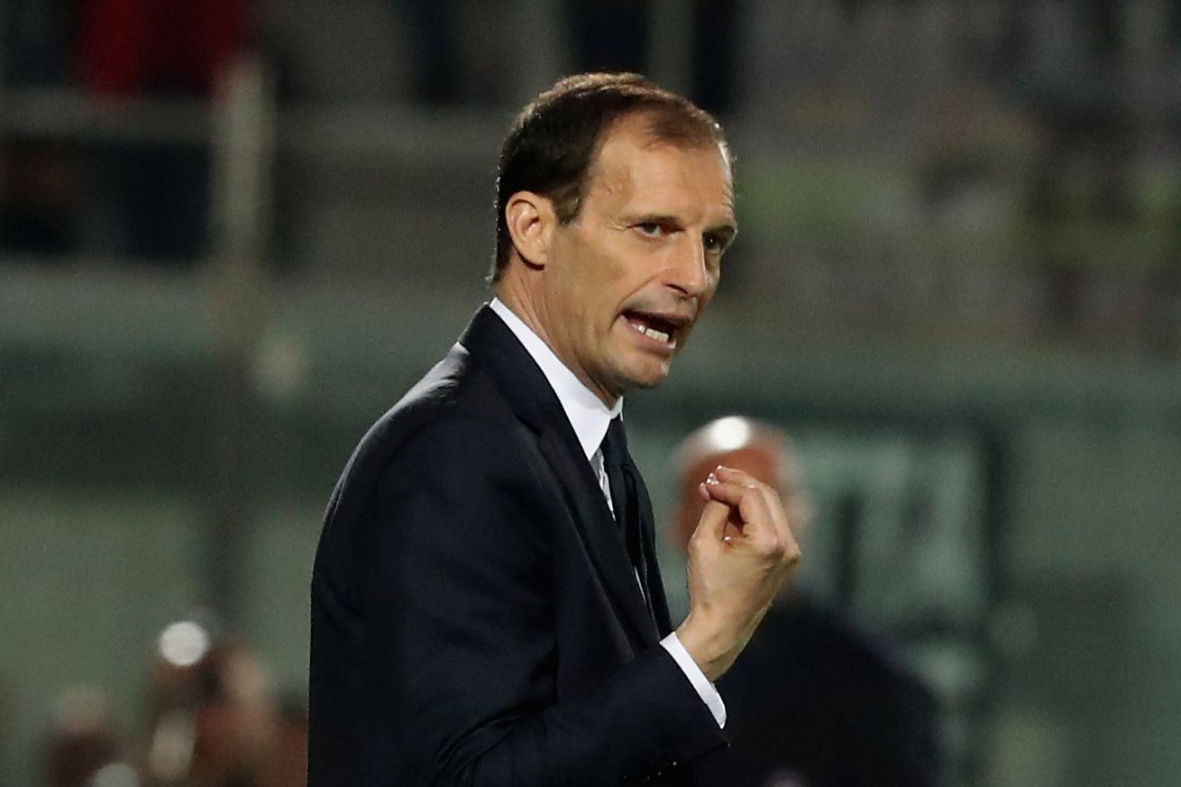 Allegri: Not a good Juventus performance