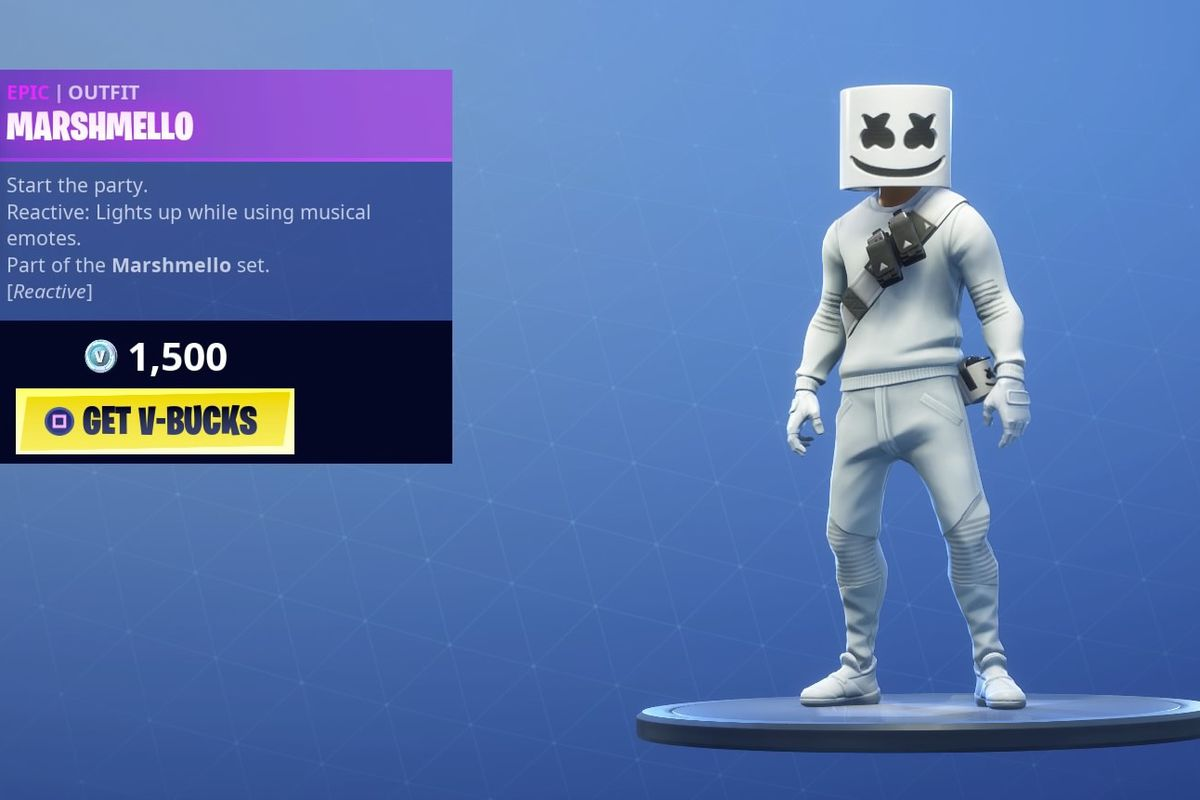 Marshmello Fortnite concert: how to watch the show online