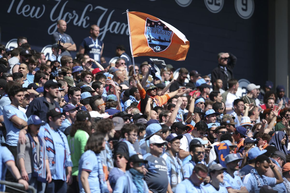 """""""Boys in Blue"""" wins poll for favorite NYCFC nickname"""