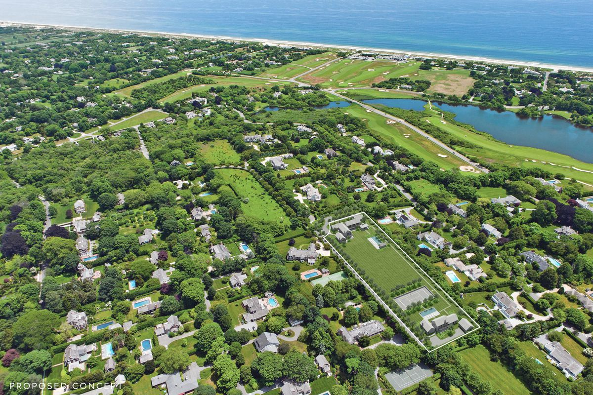 The most expensive property to go on the market this week for Biggest homes in the hamptons