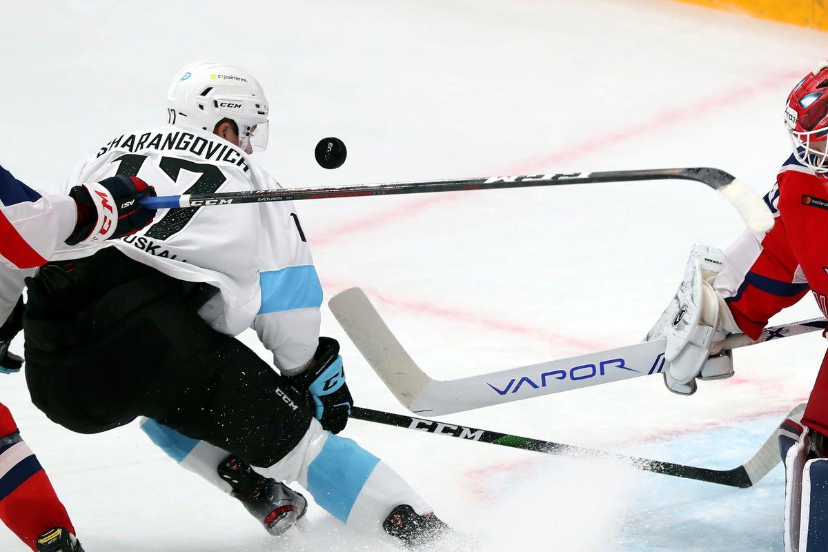 Kontinental Hockey League: CSKA Moscow vs Dinamo Minsk