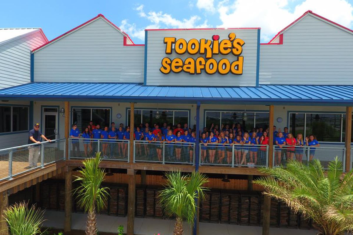 A fresh new spot for seafood in Seabrook