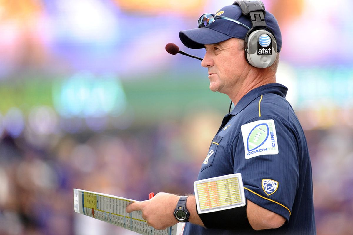 Will 2012 be a new beginning for Jeff Tedford, or will it be the beginning of the end?