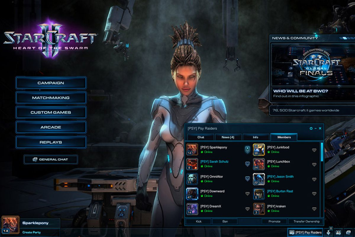 starcraft heart of the swarm free