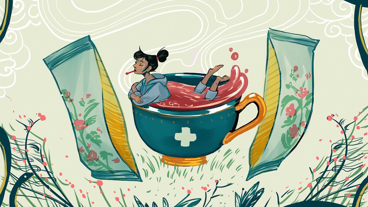 Why You Can't Buy Pakistani Flu Remedy Johar Joshanda Tea In the US