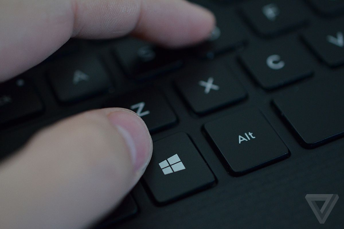 185833c392a The best Windows 10 keyboard shortcuts - The Verge
