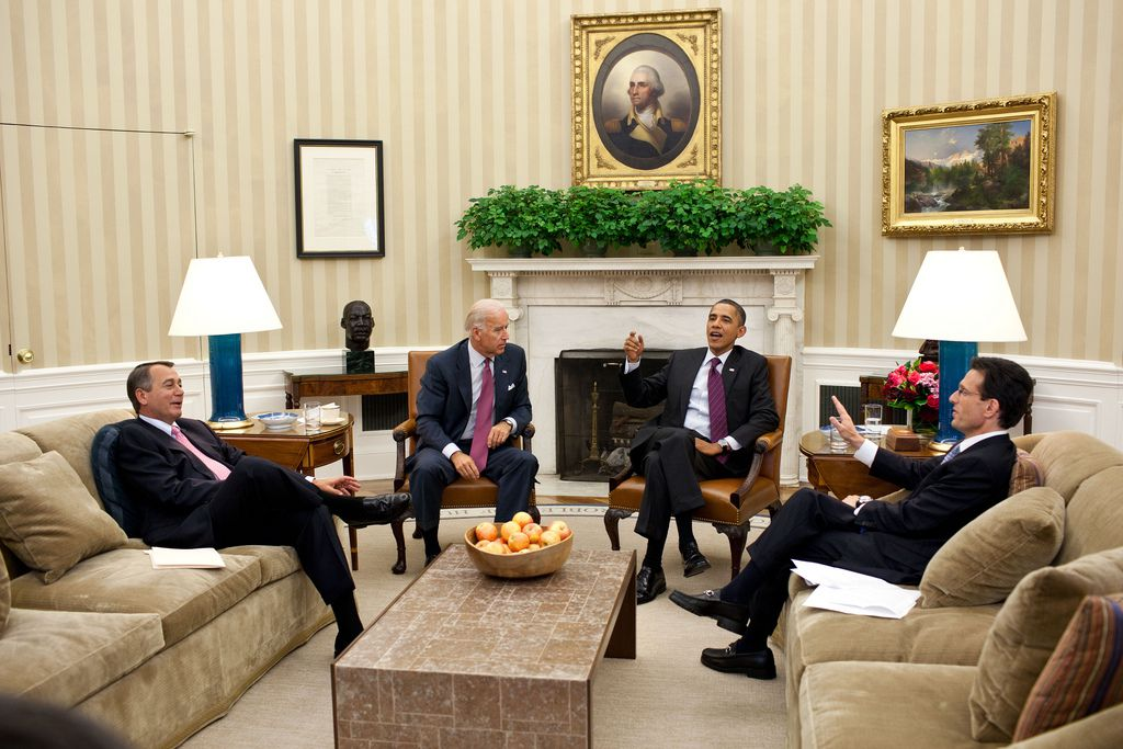 debt ceiling negotiation