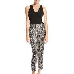 "Donna Karan Snakeskin side-zip pant, <a href=""http://www.donnakaran.com/products/a43p575md9/snake-print-side-zip-pant?q=snake&sort=score_desc"">$895</a>, Donna Karan at Crystals"